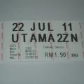 新加坡车票
