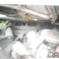 2011年6月 黑大老房子拆迁,内露一辆波罗乃兹轿车
